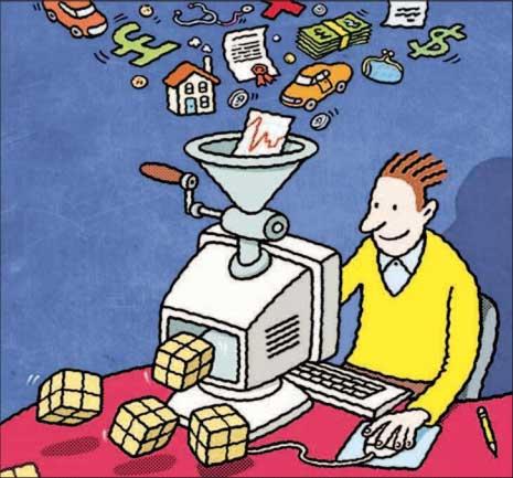 درآمد تولید محتوا چقدر است