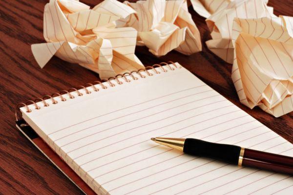 تهیه مقاله یا محتوا با خواندن نوشتن